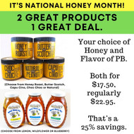 Honey and Nut Butter Deal