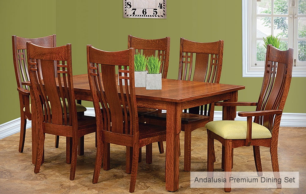Andalusia Premium Dining Collection