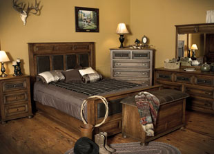 Canyon Creek Bedroom Collection
