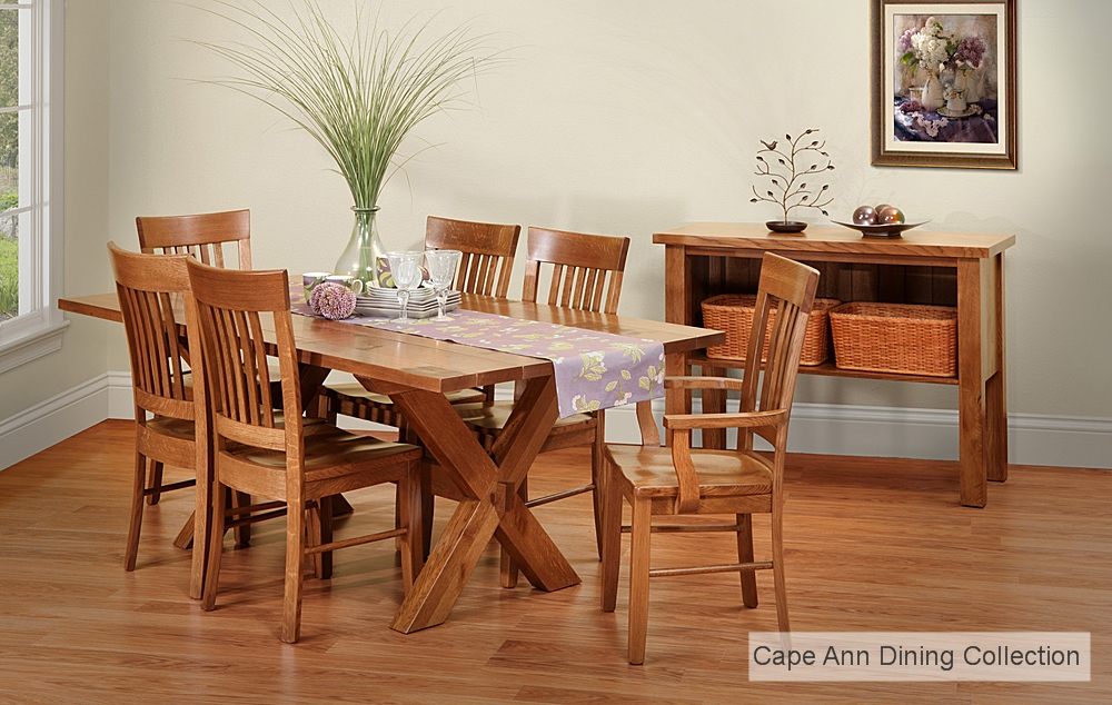Cape Ann Dining Collection