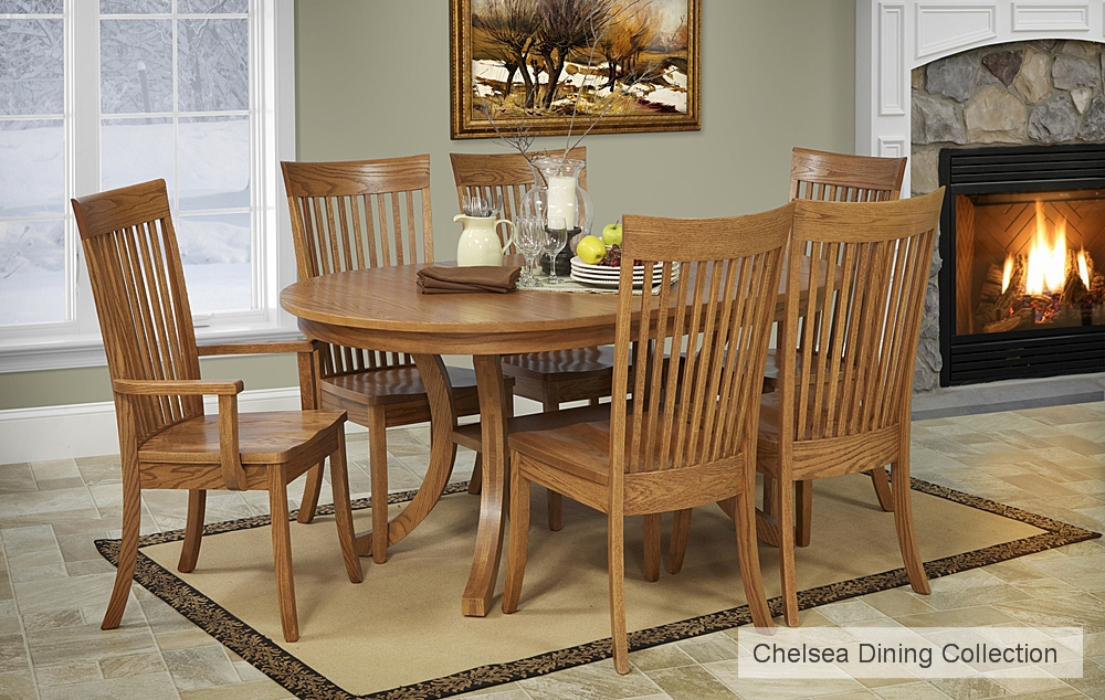 Chelsea Dining Collection