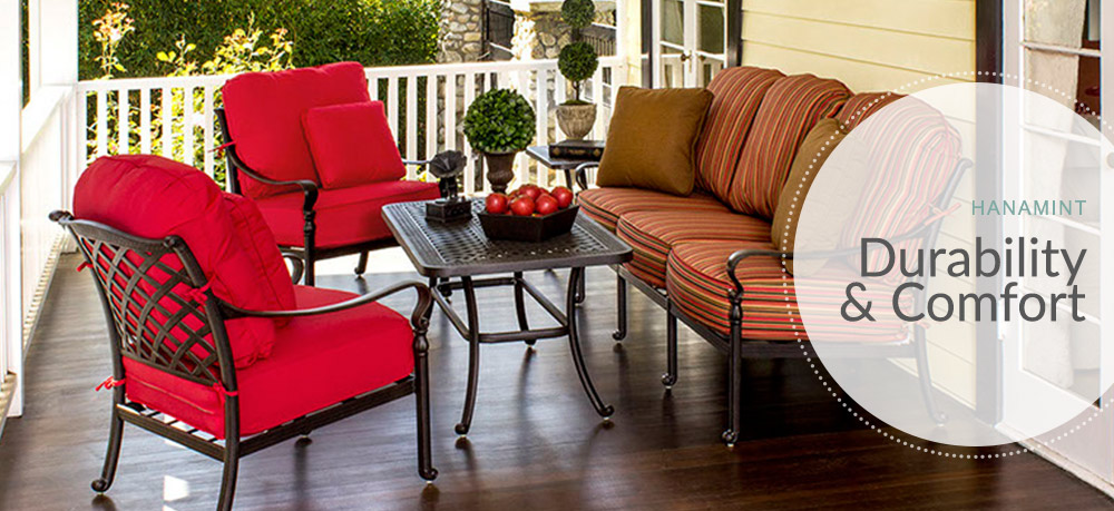 Browse Our Outdoor Furniture Collection