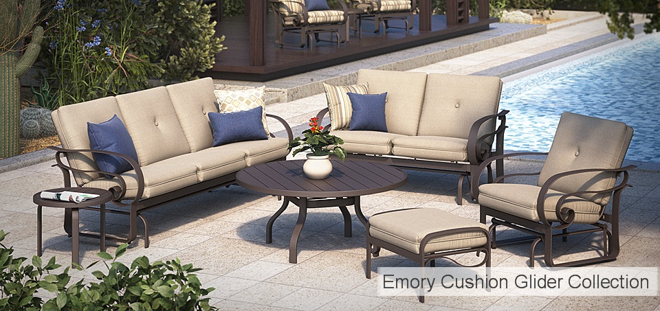 Emory Cushion Collection Collection
