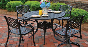 Newport Hanamint Outdoor Furniture