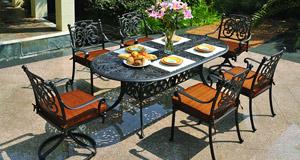 Cast Aluminum Outdoor Furniture