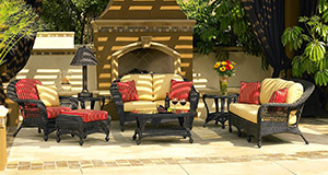 Charleston Outdoor Furniture Collection