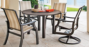 Sling Style Outdoor Furniture