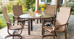 Villa Outdoor Furniture Collection
