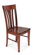 Amish Handcrafted Metro Dining Chair