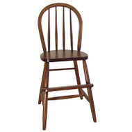 Amish Handcrafted Bow Youth Chair