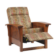 Amish Handcrafted 6600 Mission Recliner