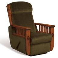 Amish Handcrafted Washington Recliner