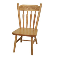 hardwood Acorn Child's Chair | Southern Outdoor Living in Kentucky