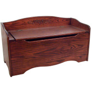 Wooden 91 Toy Chest | Southern Outdoor Furniture in Kentucky