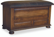 Amish Handcrafted Canyon Creek #1354 Blanket Chest