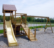 Deluxe Watchtower Play Set With Four Position Attachment