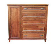 Amish Handcrafted #635 Brooklyn Gentleman's Chest