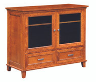 Amish Handcrafted #665 Brooklyn TV Stand