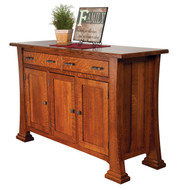 Amish Handcrafted Christy Buffet
