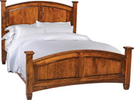 Amish Handcrafted Bella Bed