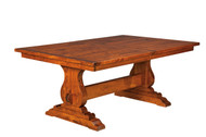 Amish Handcrafted Austin Dining Table