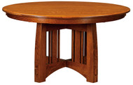 Amish Hancrafted Brookville Dining Table