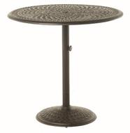 """Hanamint Bella 42"""" Round Pedestal Counter"""