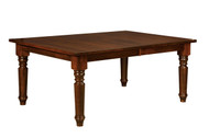 Amish Handcrafted Berkshire Dining Table