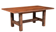 Amish Handcrafted Barnwood Grove Table