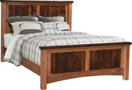 Amish Handcrafted Lewiston Bed
