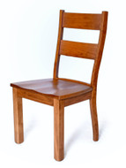 Amhurst Side chair in Rustic Cherry