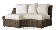 """""""Largo"""" Right Arm Curved Sectional"""
