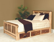Cornwell Bed With Storage