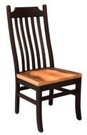 # 233 Barnwood Mission Side Chair (stained)