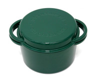 Enameled Cast Iron Round Dutch Oven