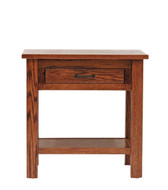 Amish Handcrafted Lindholt Nightstand