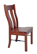 Amish Handcrafted Bayfield Side Chair