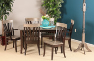 Amish Handcrafted Lennox Dining Set