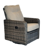 Capetown Wicker Recliner