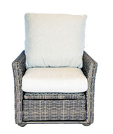 CANA Outdoor Wicker Recliner