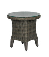 Front Porch Round End Table