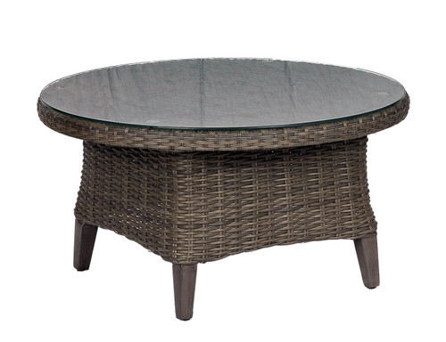 """Front Porch 36"""" Round Coffee Table"""