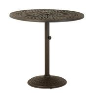 "Hanamint Mayfair 42"" Round Pedestal Table"