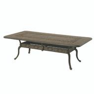 Hanamint St Moritz 46X90 Rectangular Table II