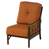 Hanamint Stratford Estate Club Left Chair