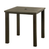 """Hanamint Sherwood 36"""" Square Counter Height Table"""