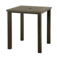 """Hanamint Sherwood 36"""" Square Bar Table"""