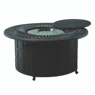 "Hanamint  Mayfair 48"" Round Enclosed Fire Pit"