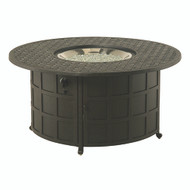 "Hanamint Newport 48"" Round Enclosed Fire Pit"