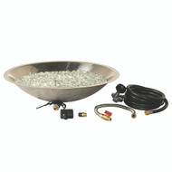Crystal Fire Burner & Accessories